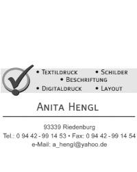 Digitaldruck Anita Hengl