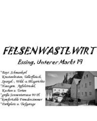 Gasthof Felsenwastlwirt