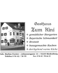 Gasthaus Zum Kini