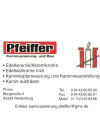 Kaminsanierung Pfeiffer