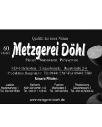 Metzgerei Döhl