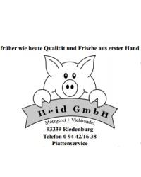 Metzgerei & Viehhandel Heid