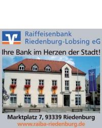Raiffeisenbank Riedenburg