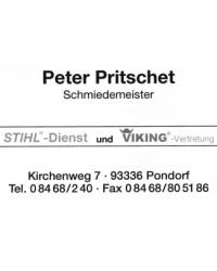 Schmiedemeister Pritschet