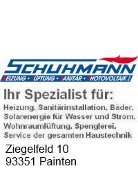 Heizung & Sanitär Schuhmann