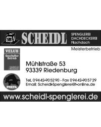 Spenglerei Scheidl
